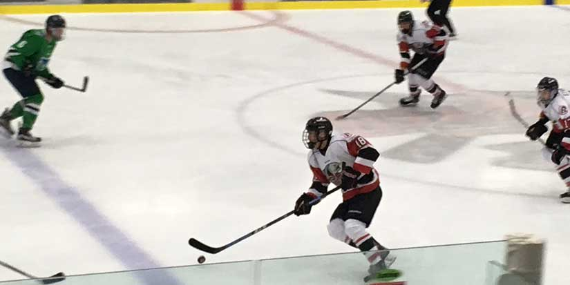 Sockeyes beach Whalers in season opener