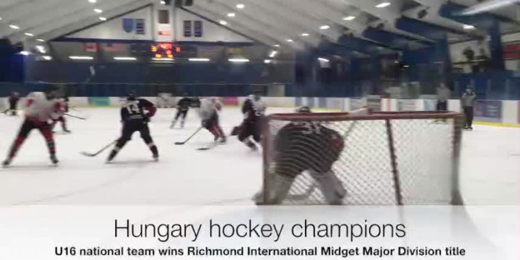 Hungary wins hockey title. Hungary's U16 national team went a perfect 6-0 at the Richmond International Bantam Midget Hockey Tournament Dec. 26 to 31 at Minoru Arenas. The team, which dominated offensively, capped its visit with a 1-0 overtime victory over Moose Jaw Generals in the Midget Major Division playoff final.