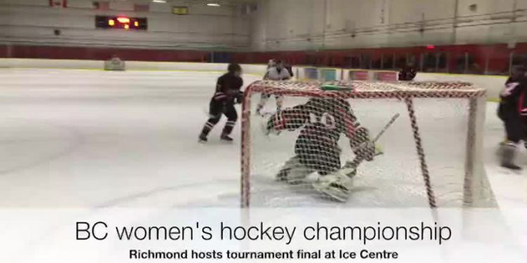 Richmond hosts BC Hockey women's championship