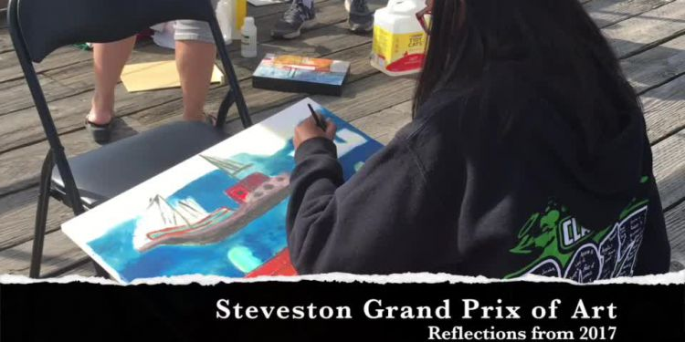 Grand Prix of Art returns to Steveston Sept. 22. This Saturday, the eighth annual International Outdoor Painting Competition is back. Allocated a painting location, artists will be painting in the streets from 10 a.m. to 1 p.m.