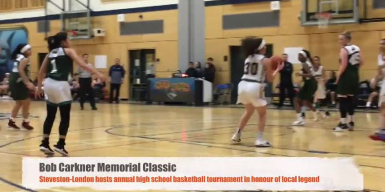 Carkner Memorial Classic.  Steveston-London Sharks hosted the annual Bob Carkner Memorial Basketball Classic last week, with McMath Wildcats winning the girls' title and Byng the boys' title.
