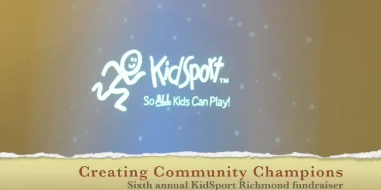 Creating Community Champions. KidSport Richmond's sixth annual Creating Community Champions fundraising gala generated more than $74,000 so all kids can play!